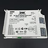 3AAA balasto electrónico T5hyq 1x 60W/220–240Para t5-c-60W–Lámpara fluorescente, color blanco