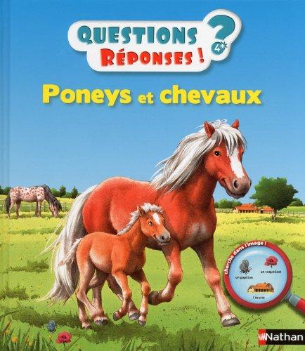 Poneys et chevaux par Anne-Sophie Baumann