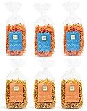 Clever Pasta 6-er Pack Linsen- und Kichererbsennudeln (6 x 250 g)