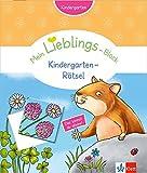 Klett Mein Lieblings-Block Kindergarten-Rätsel - Kindergarten ab 3 Jahren. Das