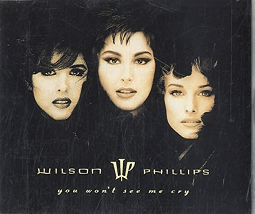 You won't see me cry (1992) by Wilson Phillips