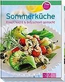 Sommerküche(Minikochbuch): Frisch, leicht & blitzschnell gemacht (Minikochbuch Relaunch)