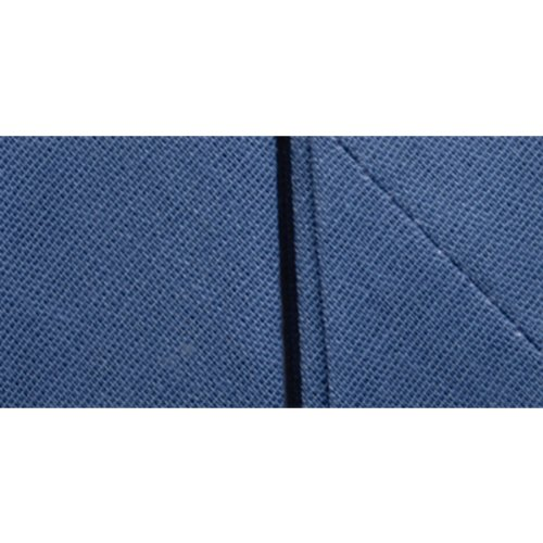 """Wright's Double Fold Quilt Binding 7/8"""" X3yd-Stone Blue"""