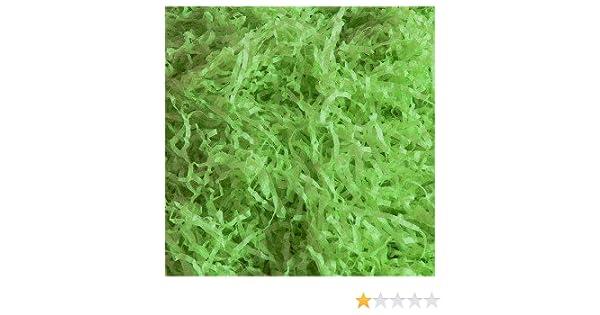 40 Grams of DARK GREEN Extra Soft Shredded Tissue Paper Luxury Hamper Shred Gift Packaging