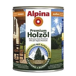 2,5l Alpina Premium Holzöl Palisander