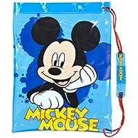 Disney Mickey Mouse Waterproof Plastic Swimming Bag