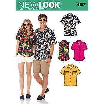 New Look New Look Pattern 6545 Misses Flight Jacket