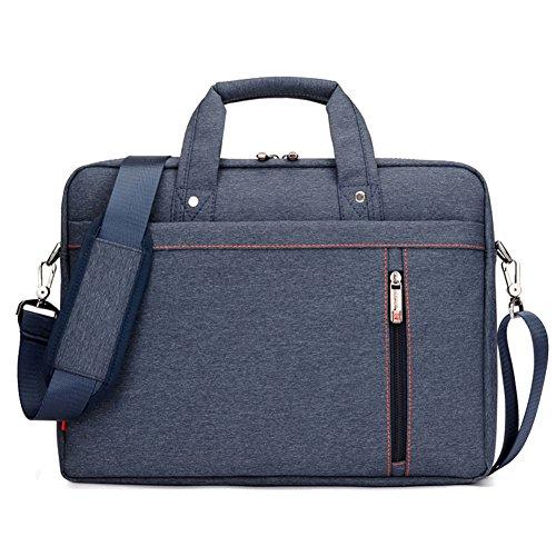 Lemberg) wasserabweisend 38,1cm Business Notebook shoudlder Tasche Messenger Umhängetasche Aktentasche rosa rose blau