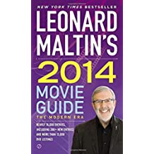Leonard Maltin's 2014 Movie Guide (Leonard Maltin's Movie Guide) by Leonard Maltin (2013-09-03)