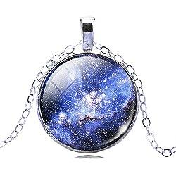 """Collar """"Cosmos"""" de Plata"""