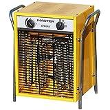 Calentador eléctrico Master B5EPB, 510 m³/h