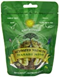 Raw Ecstasy Activated Walnuts Wasabi MISO 70 g