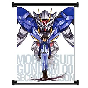 mobile tissu s 39 anime gundam poster 00 31 cm x 42 cm cuisine maison. Black Bedroom Furniture Sets. Home Design Ideas