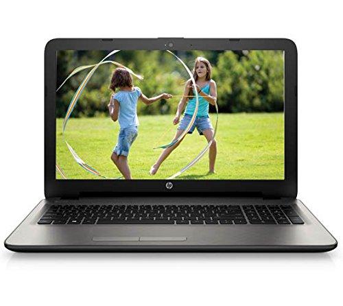 HP 15-ac101TU 15.6-inch Laptop (Core i3 5005U/4GB/1TB/Windows 10/Intel HD Graphics 5500), Turbo Silver