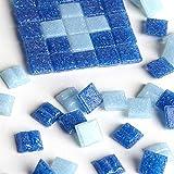 Specialist Crafts - Mosaici in vetro, 10 mm, colore: Grigio scuro