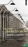 Imprescriptible . Pardonner ? Dans L'Honneur Et La Dignit' (L') by Vladimir Jank'l'vitch (1996-06-02)