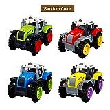 auto kinder spielzeugautos LandwirteAuto Elektrisch Klettern Auto akrobatischer Offroad-Dumper, Zufällige Farbe