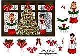 Villancicos por el árbol de Navidad por Deborah Beatty