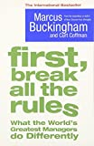 First Break All the Rules Tr