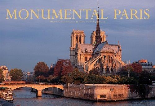 Monumental Paris by Aude de Tocqueville (2011-10-01)