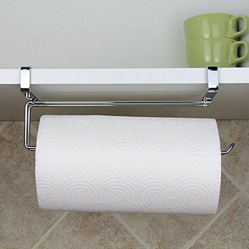 Wandhalterung Toilettenpapierhalter,über Dem Tank Küche Gewebe Halter Badezimmer Schrank Tür Hand Papierhalter Toilettenpapierhalter -