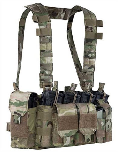 Warrior Elite Ops - Gilet Falcon, Colore: Multicam