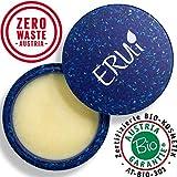*NEU* ERUi Nachhaltige Naturkosmetik Bio Gesichtscreme für trockene Haut - Reichhaltige Pflege-Creme für Gesicht & Nacken - Vegan, biologisch abbaubar, frei von Plastik, Parfum & Parabene...