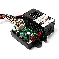 Q-BAIHE 12V 532nm module de point laser vert 80mw-100mw avec contrôle automatique de température et TTL 0-20khz