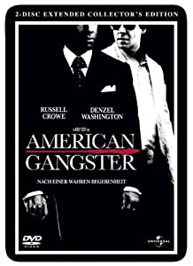 American Gangster - Extended Collectors Edition (2 DVDs im Steelbook)