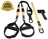 STRYSER- Entrenador en suspensión para entrenamiento de cuerpo completo, fortalecimiento,...