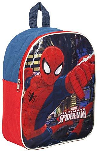 Niños Marvel Ultimate Spiderman–Exterior Viajes Mochila Bolsa de hombro