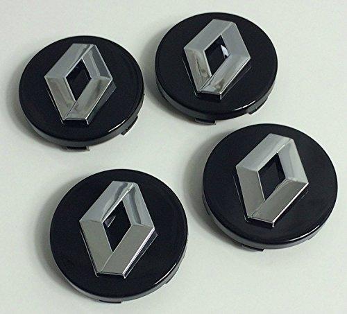set-di-4-ruote-in-lega-renault-centro-coprimozzo-copertura-badge-60-mm-nero