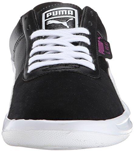 Puma G Villas Basic Spor Synthetik Tennisschuh White/Black