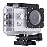 Andoer Action Sport Kamera W9B 1080P 30FPS Max 12MP Wifi Wasserdicht 30M...
