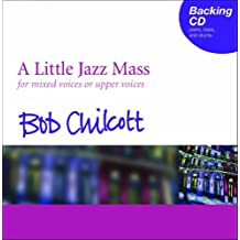 A Little Jazz Mass: Backing CD