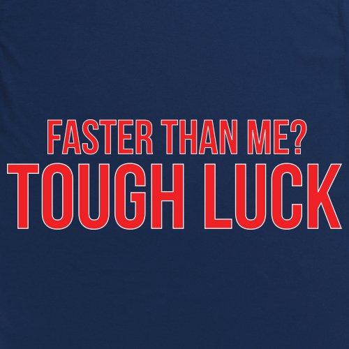 Tough Luck T-Shirt, Herren Dunkelblau