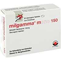 Milgamma mono 150 überzogene Tabletten 60 stk preisvergleich bei billige-tabletten.eu