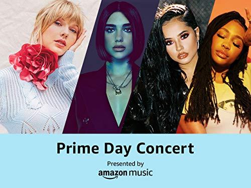 Prime Day-Konzert 2019 (Video-serie Amazon)