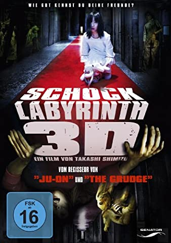 Schock Labyrinth 3d [Import allemand]