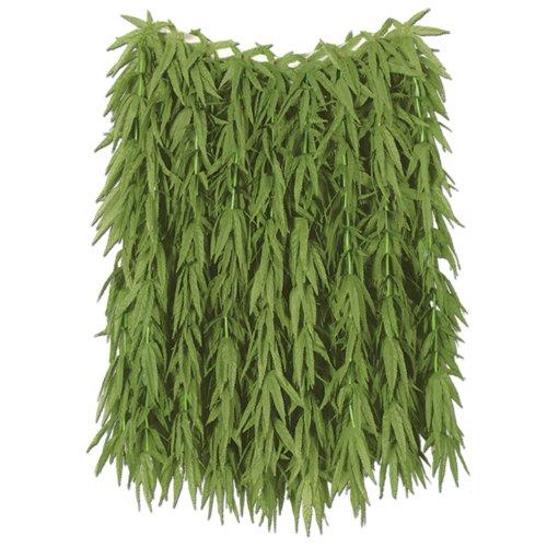 Beistle 50456Tropical Fern Leaf Hula Rock, 91,4cm Breite von 61cm Länge (Rock Star Kostüm Männliche)