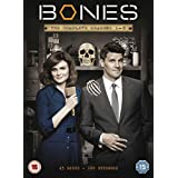 Bones: The complete Seasons 1-8
