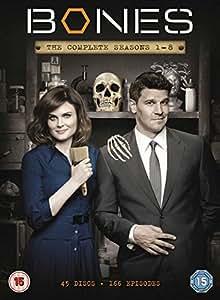 Bones - Season 1-8 [DVD] [2013]