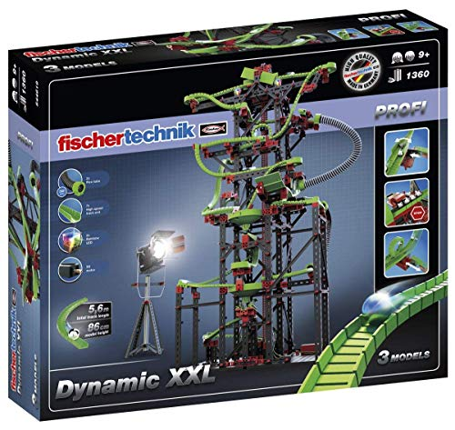 fischertechnik - 544619 PROFI Dynamic XXL, Kugelbahn
