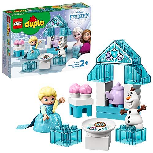 LEGO DUPLO Princess - Fiesta de Té de Elsa y Olaf