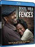 Fences 2017 Movie Blu-ray Denzel Washington Region Free Available now