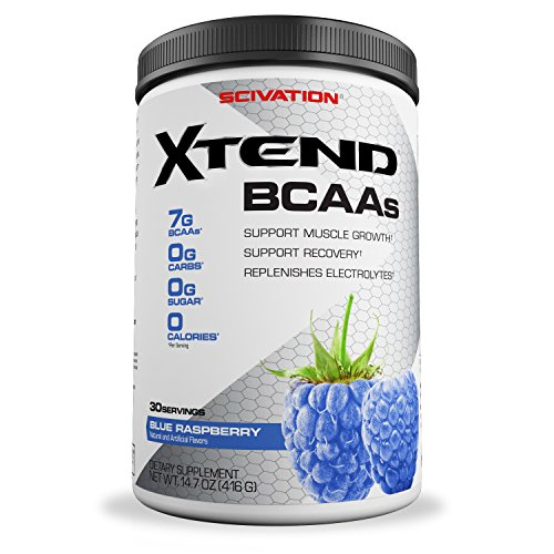 Sci-Vation Xtend Raspberry Blue Powder 416g