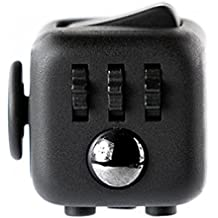 Fidget Cube Creative - Juguete antiestrés para aliviar la ansiedad de familiares, adultos y niños