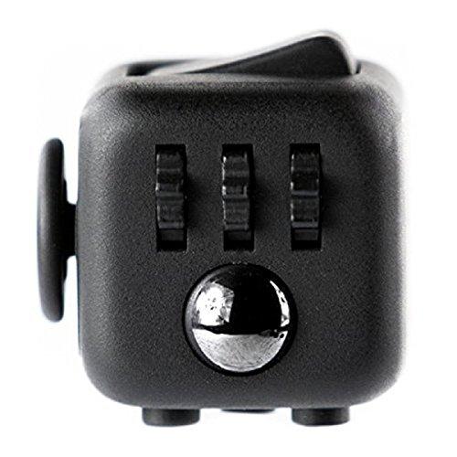 Fidget Cube 1pcs 6-side Toy Bueno para el estrés y la ansiedad mejor regalo de Navidad para los niños y los adultos