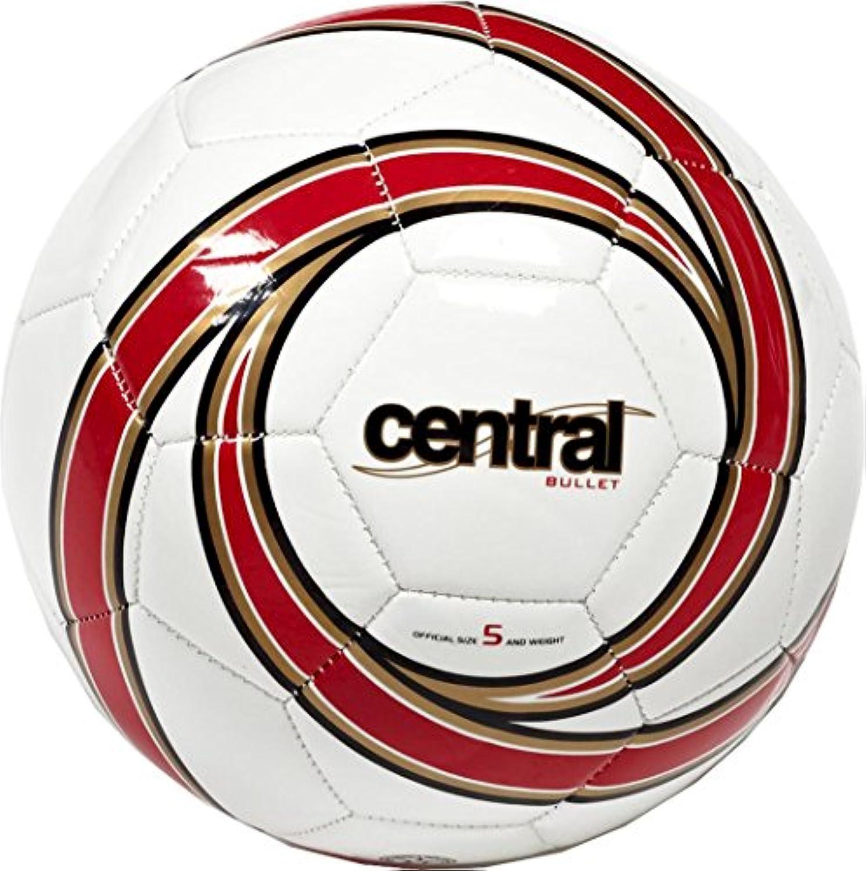 CreativeMindsUK Central Bullet Fußball Outdoor Match Spielen Training Fußball