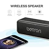 Betron D51 Bluetooth Speaker Wireless System for Iphone, Ipod, Ipad, Smartphones , Mp3 Players, Computers and Tablets